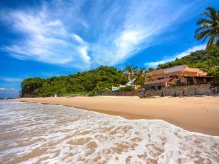 7 BDR LUXURY BEACHFRONT VILLA - Puerto Vallarta vacation rentals