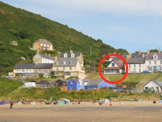 Sea View Holliday Cottage - Tresaith vacation rentals