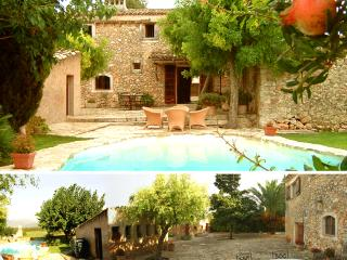 Idyllic finca with absolute privacy - Buger vacation rentals