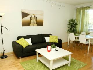 Fresh one bedroom apartment for 1-2 persons - Joensuu vacation rentals
