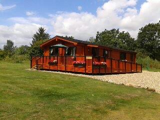 Alderwood Lodges, Brambles Lodge - Diss vacation rentals