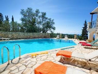 Villa Katerini With Private Pool & Sea Views - Paxos vacation rentals