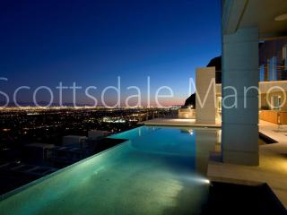 10 Million Dollar Mansion on Camelback- Private Resort, 8 bedrooms with Theater! - Scottsdale vacation rentals