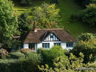 Halsecombe Cottage, Porlock - Delightful situation of the edge of Porlock - stunning views - Porlock vacation rentals