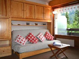 EPARVI Studio + sleeping corner 4 persons - 2 - Le Grand-Bornand vacation rentals