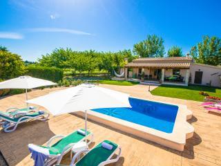 Can Malanyó ☼ Vistas, piscina y BBQ - Alcudia vacation rentals