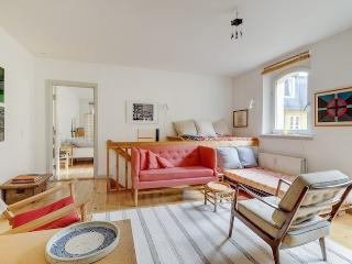 Two level Copenhagen apartment at Noerreport station - Copenhagen vacation rentals
