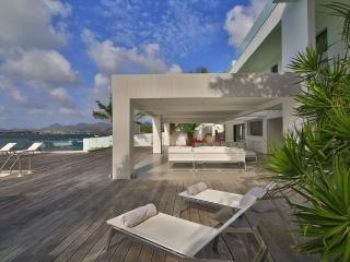 AT THE REEF... Outstanding New Modern Waterfront Villa, Austoundingly Affodable - Mullet Bay vacation rentals
