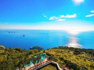 VILLA ULISSE (NEW) - SORRENTO PENINSULA - Sant'Aga - Sant'Agata sui Due Golfi vacation rentals