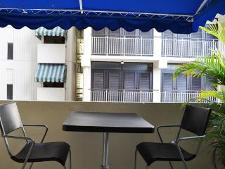 Nice San Juan vacation Condo with A/C - San Juan vacation rentals