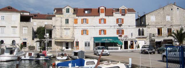 house - 2527 R1(2+1) - Trogir - Trogir - rentals