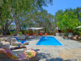 Spacious Villa with Internet Access and A/C - Gaios vacation rentals