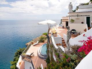 Recently restored 1820s 3-story villa 100 steps from its main gate. YPI ORI - Amalfi Coast vacation rentals