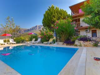 3 bedroom Kas Holiday Apartment to let , Sea & Sunset View & Pool 6 person - Kas vacation rentals