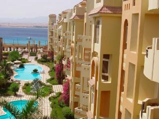 Beachside luxury at El Andalous, Sahl Hasheesh - Hurghada vacation rentals