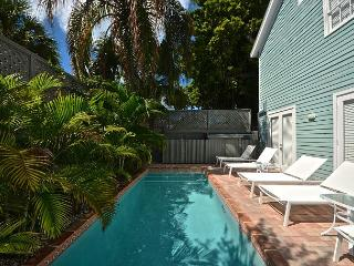 Alexandria's Secret- Luxurious Home w/ Private Pool - 1/2 Block to Duval St - Key West vacation rentals
