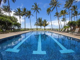 Waiohuli Beach Hale #D-117 Oceanfront 1Bd/1Ba Beautifully Remodeled Sleeps 2 - Kihei vacation rentals