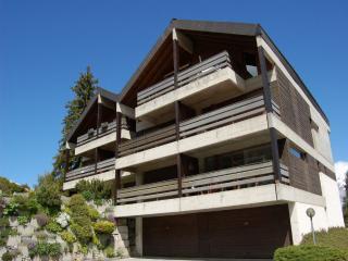 Cité Radieuse C Lagettes n° 1 - Vercorin vacation rentals