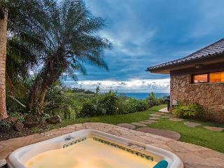Luxury Beach Front Cottage - Spa\Jacuzzi - Kilauea vacation rentals