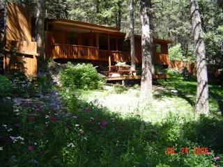 3-bedroom/3-bath cabin nestled in the Gallatin mountains - Gallatin Gateway vacation rentals