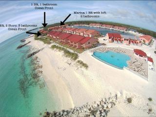Oceanfront, 2 stories, 2 bedrooms 3 baths - Alice Town vacation rentals