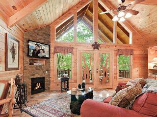 Romantic Luxury Cabin with Beautiful Mountain View - Pigeon Forge vacation rentals