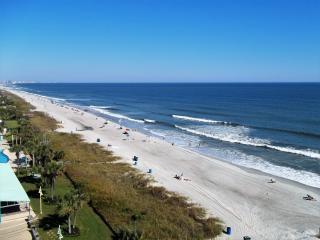 Oceanfront Condo with Amazing Views of Coastline - Myrtle Beach vacation rentals
