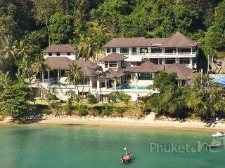 Magnificent Secluded Oceanfront Villa - Cape Panwa vacation rentals
