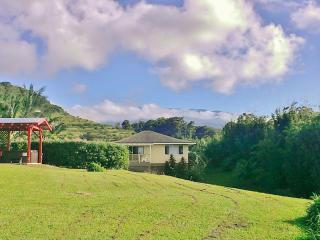 Spacious Ocean/Mountain View Cottage. Private Island Retreat. Fully permitted. - Haiku vacation rentals