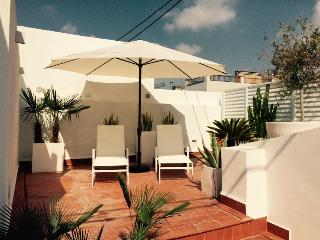 Rebuild Appartment 3bdr and rooftop terrace - Alicante vacation rentals