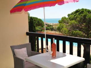 Romantic 1 bedroom Saint-Pierre-sur-Mer Apartment with A/C - Saint-Pierre-sur-Mer vacation rentals