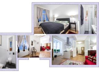 SMARTAPARTMENTS Central 1 Bed Apt. SCHOTTENRING - Vienna vacation rentals