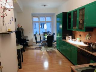 Nice room with balcony near center - Prague vacation rentals