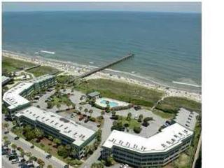 Top Floor Beachfront Sea Cabin w/Netflix and Pier - Isle of Palms vacation rentals