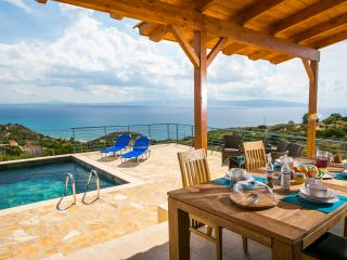 AMAZING VILLA WITH PRIVATE POOL AND STUNNING VIEWS - Skala vacation rentals