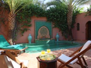 Stunning Villa in a Palm Oasis 5 min. Center - Marrakech vacation rentals