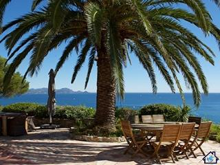 Antaeus 33507 villa with beuatiful sea view, heated pool, 500 mtr. from sea. - Les Issambres vacation rentals