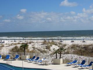 Beautiful White Sand  Beaches--SUGAR BEACH CON - Orange Beach vacation rentals