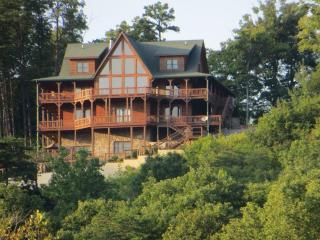 Look-Out Lodge on Lake Cumberland - Russell Springs vacation rentals