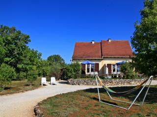 Gîte Fénelon avec piscine chauffée toute l'année - Orliaguet vacation rentals