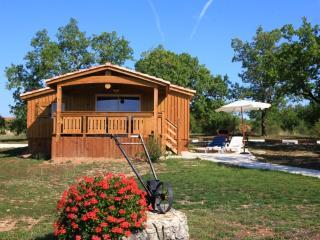 Chalet Biron avec piscine chauffée toute l'année - Orliaguet vacation rentals