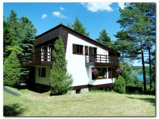 Cottage over the lake Kaszuby / Kashubian - Szymbark vacation rentals