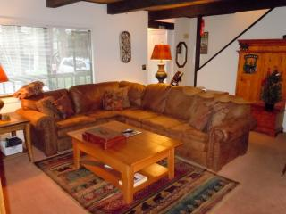 #54 Deluxe, 2 BR with Spa, next to Snow Summit! - City of Big Bear Lake vacation rentals