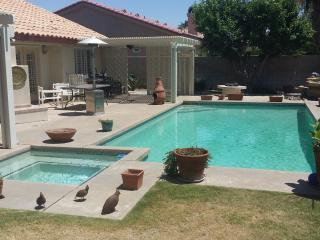 COACHELLA LOCATON Two homes available, Pool,spa - Indio vacation rentals