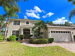 5Bd Pool Home w/ GameRm, Golf, Spa, WiFi- Fr$175nt - Orlando vacation rentals