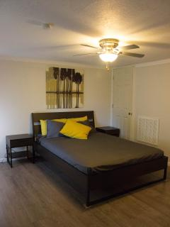 1bed Apt with Garage, Spacious Modern Living Room - Kansas City vacation rentals