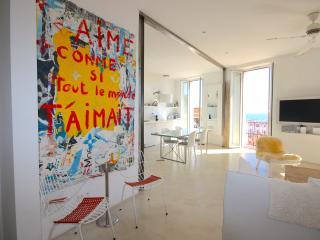 Magnifique appartement pleins centre et vue mer. - Cannes vacation rentals