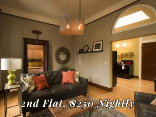 3rd Street Flats - 11 unique downtown apartments - McMinnville vacation rentals