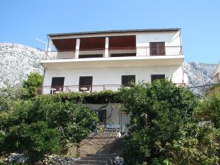 Romantic 1 bedroom Apartment in Zivogosce - Zivogosce vacation rentals