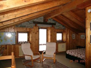 Tipica Casa di montagna in pietra - La Magdeleine vacation rentals